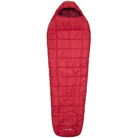 VAUDE Sioux 800 XL Syn Sleeping Bag red